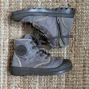 Boys Palladium boot